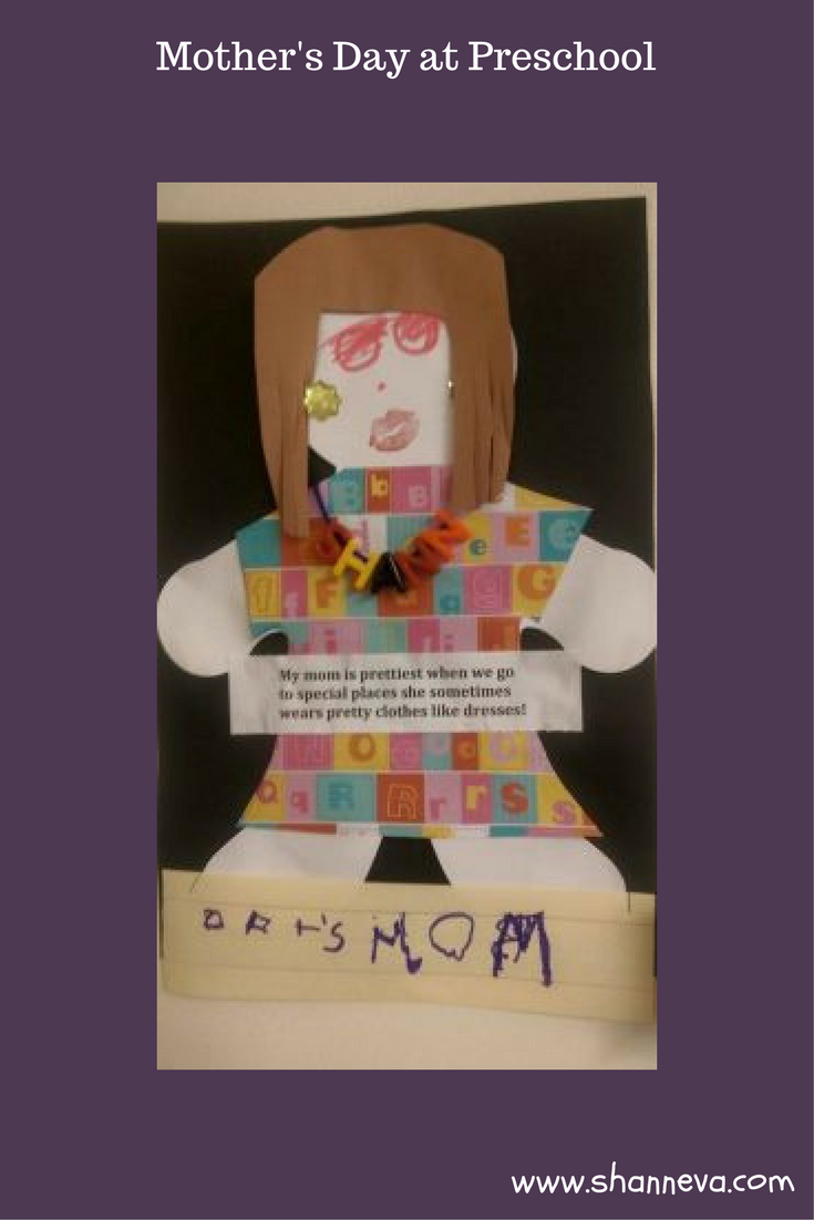 Mother's Day at Preschool