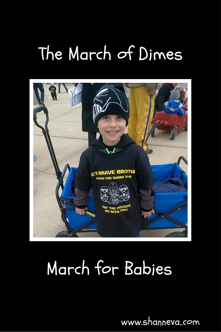 The March of Dimes March for Babies