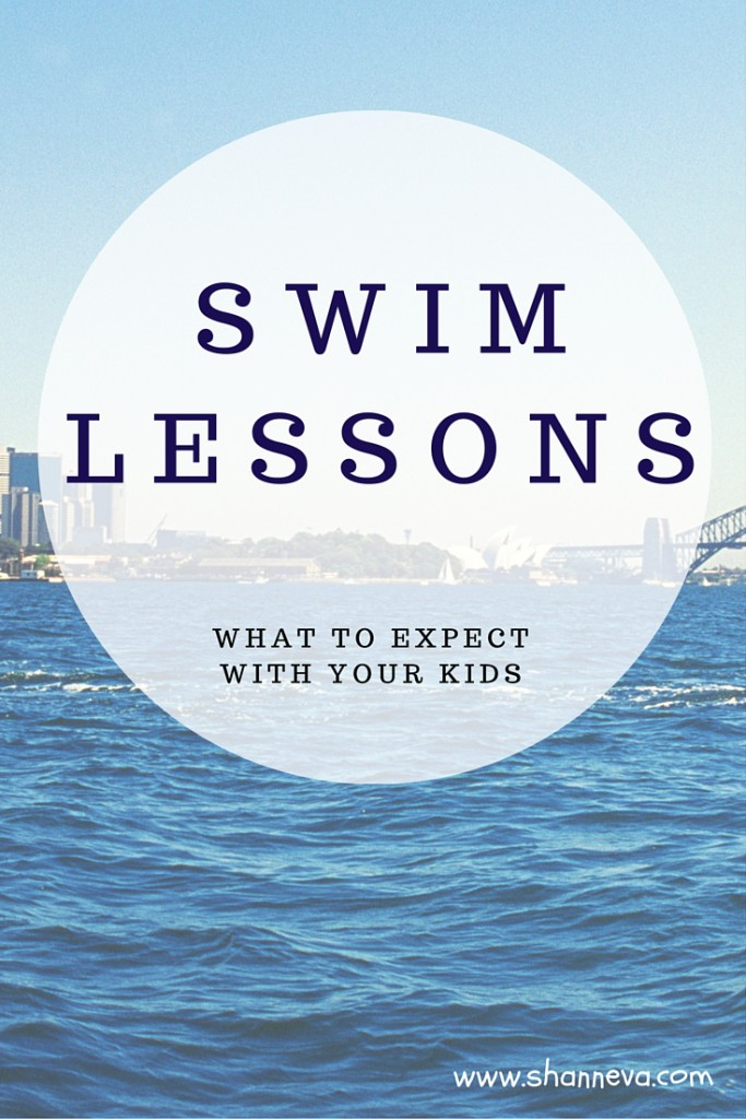 Why swim lessons are important