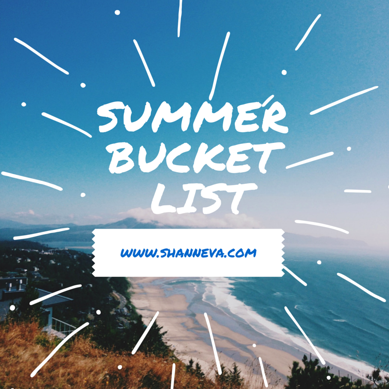 summerBucket  List