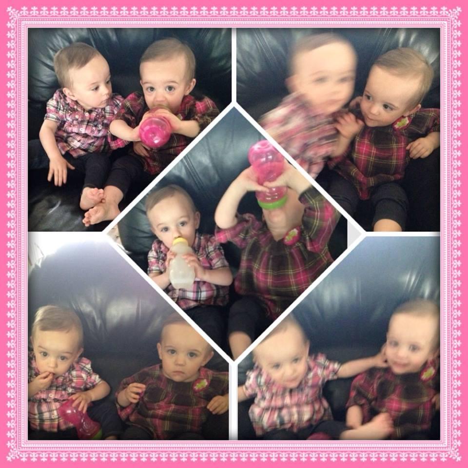 twins 19 months