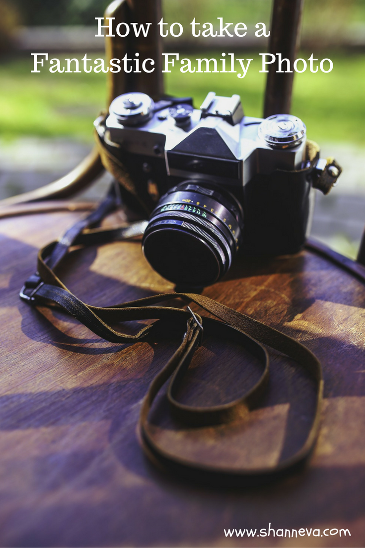 Tips and tricks for taking a truly fantastic family photo