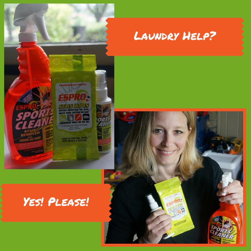 Laundry Help-