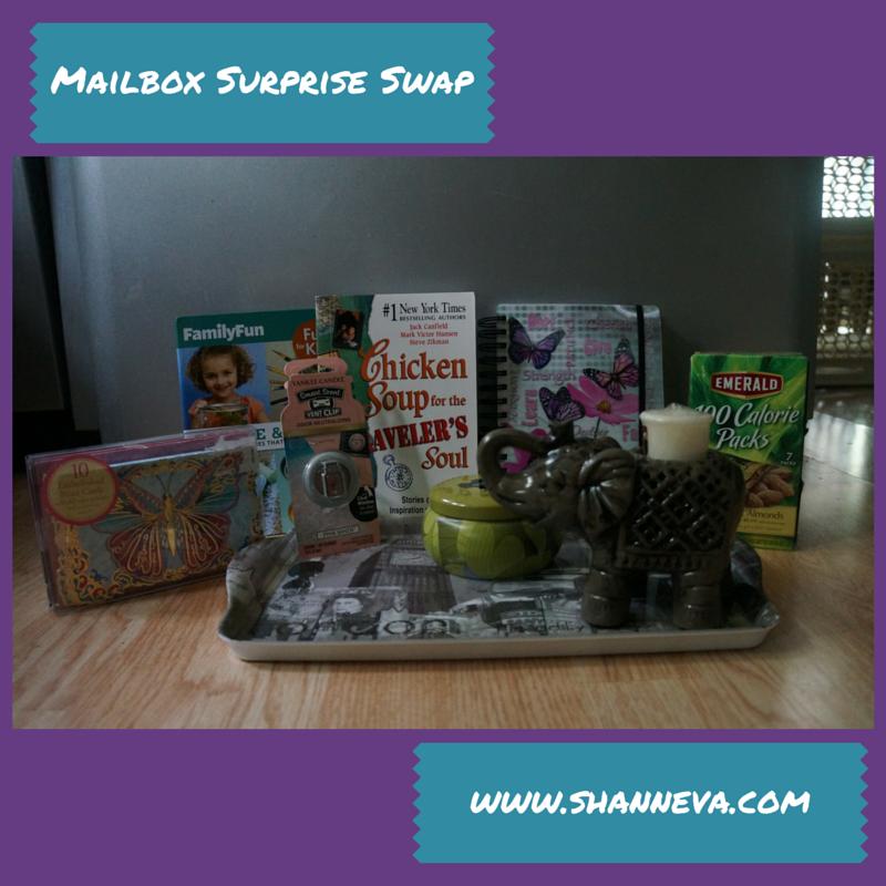 Mailbox Surprise Swap
