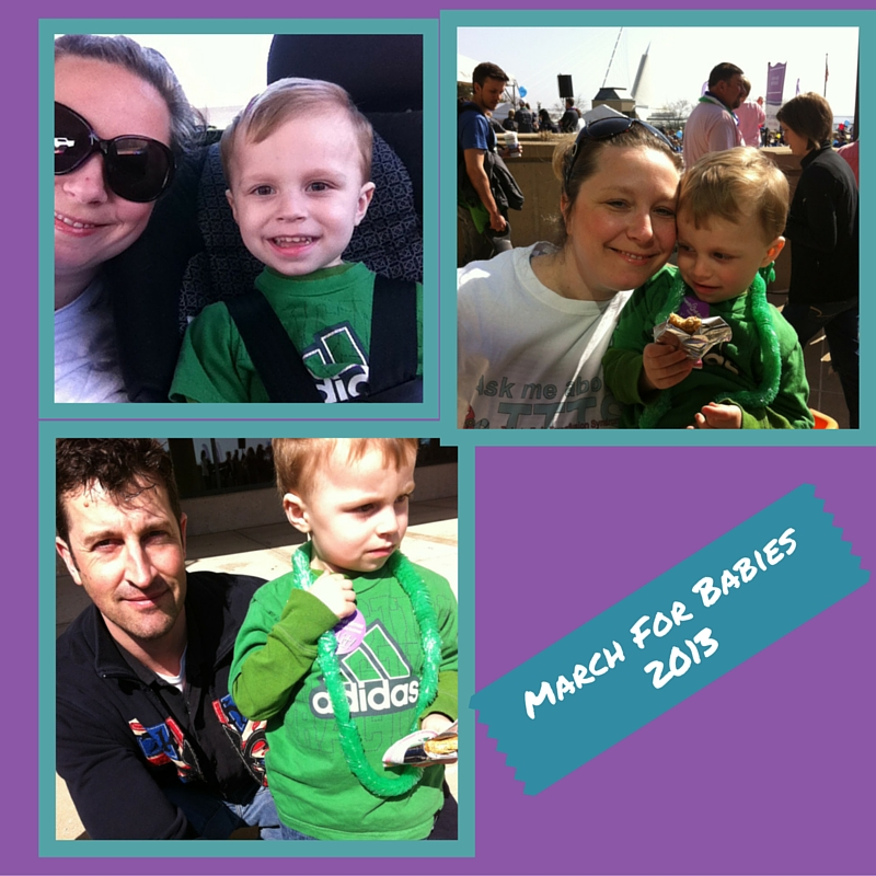 March For Babies 2013