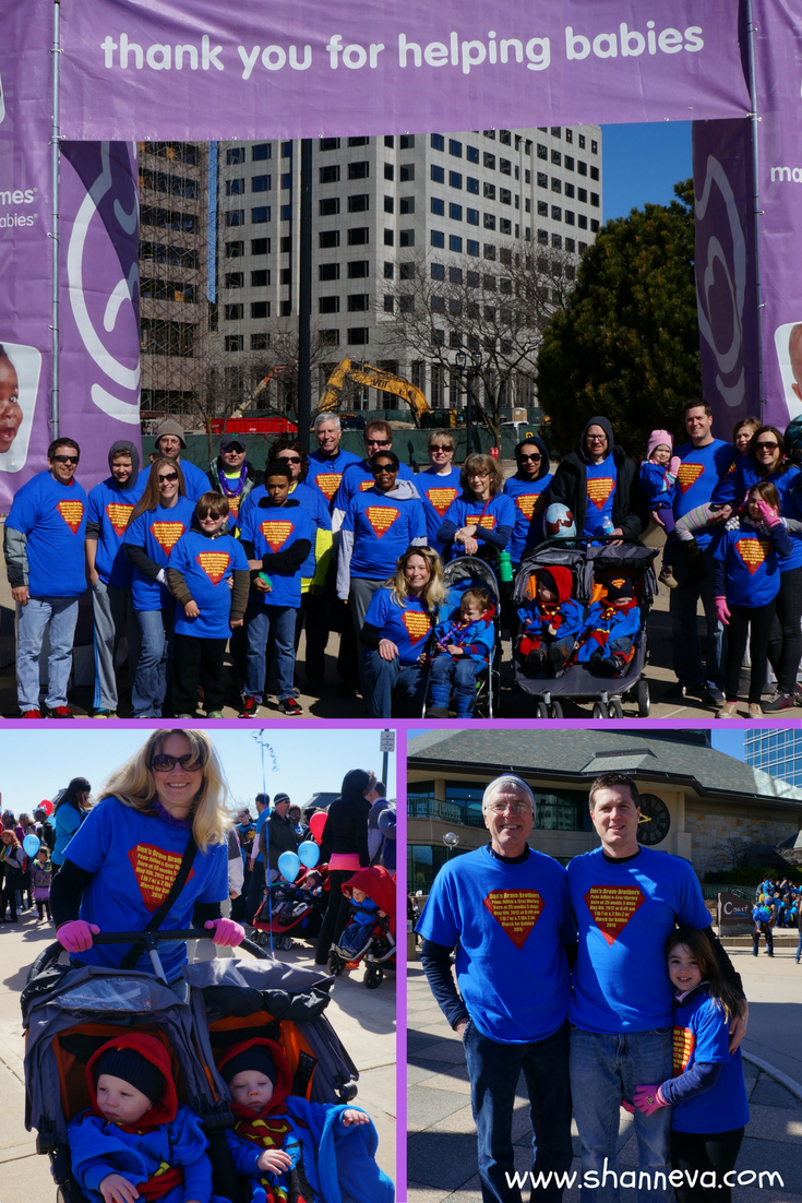 How we became the March of Dimes Ambassador Family