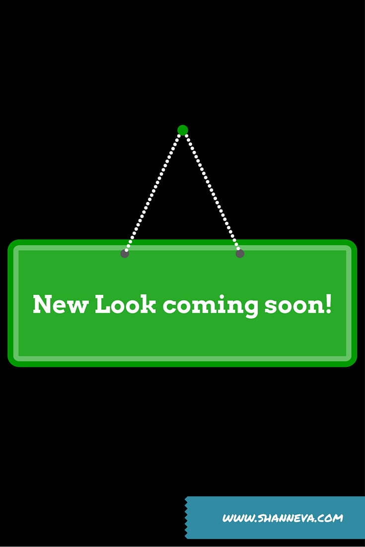 New Look coming Soon!