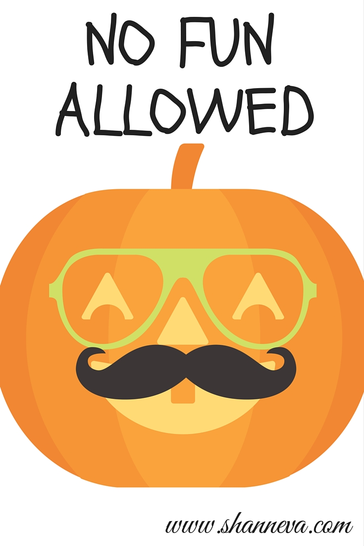 No Costumes are allowed at school. Since when did fun become outlawed?