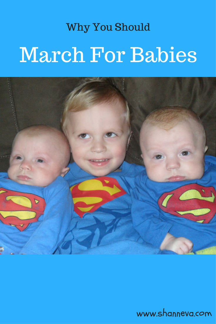 Why should you join the March for Babies? I'm sharing all about the March of Dimes, and why you should support this charity.