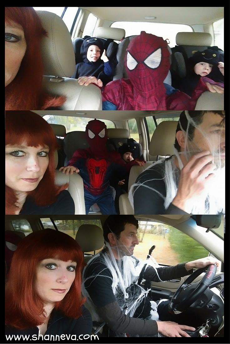Halloween Spiders (2)