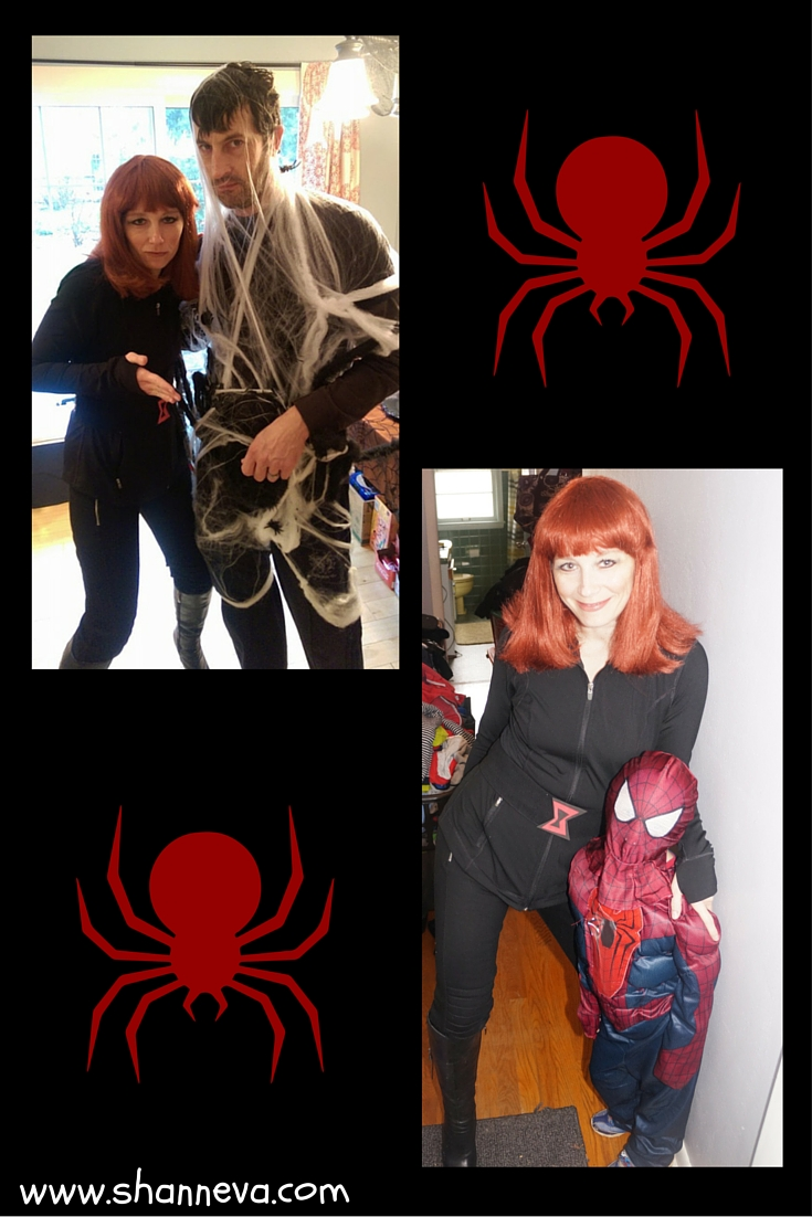 Halloween Spiders (3)