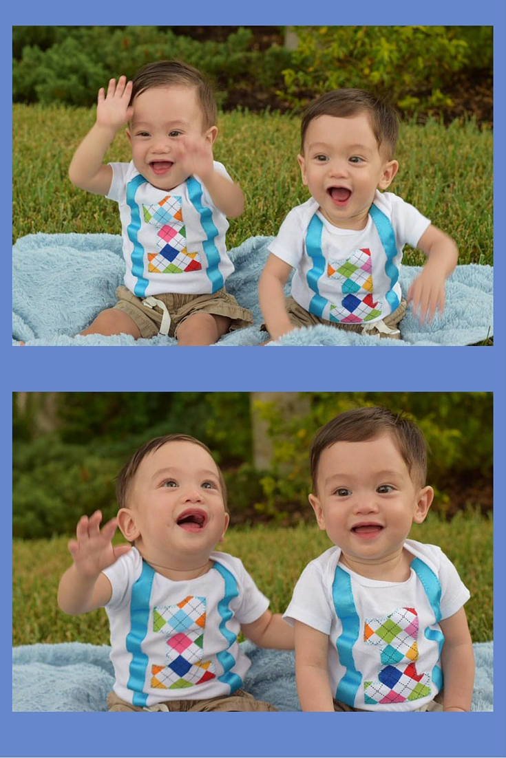 Micro preemie twins
