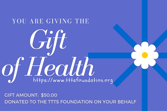 fight TTTS with this gift