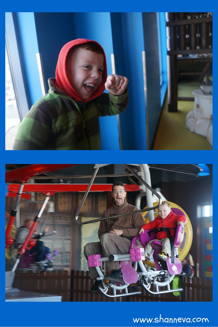Legoland ride