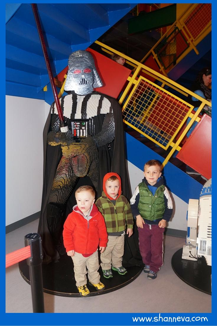 Darth Vader Legoland