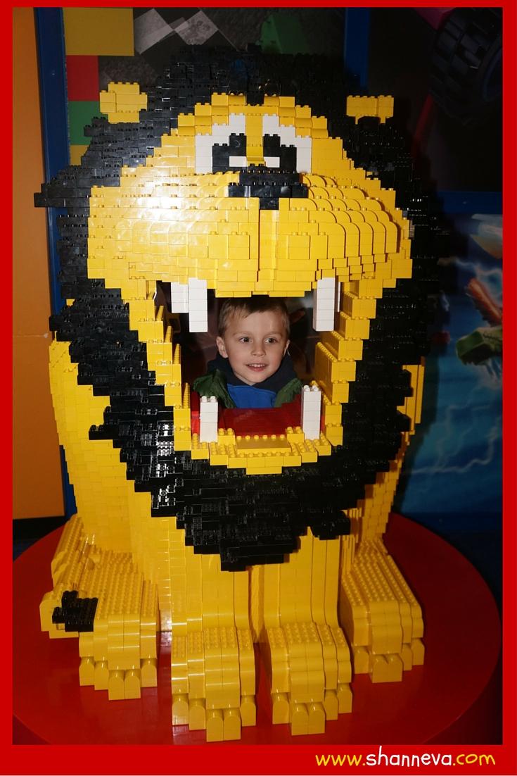 Legoland jungle