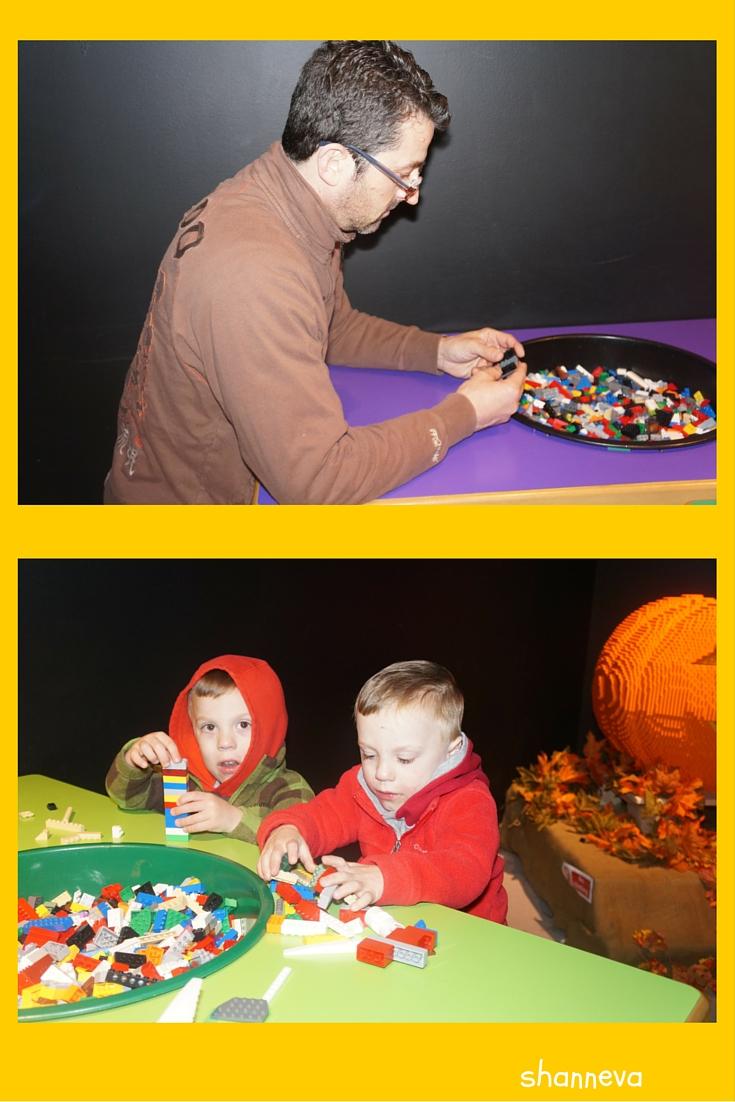 building at Legoland