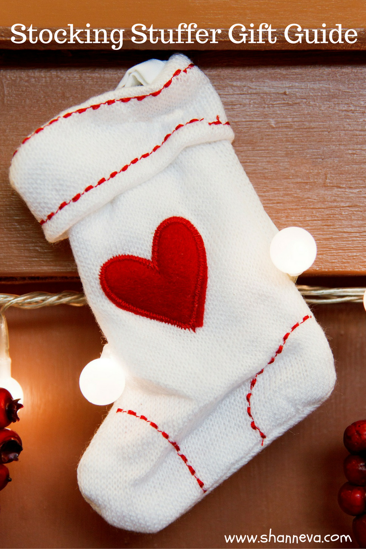 My stocking stuffer gift guide has something for every member of your family.