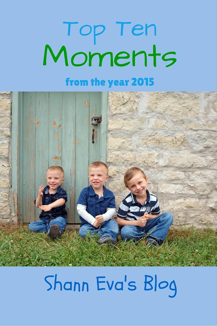 2015 moments