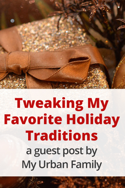 updating holiday traditions