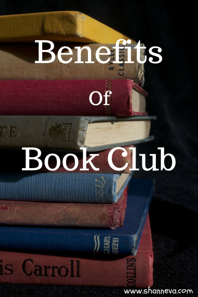 Joining or starting a book club is an activity that has so many benefits.