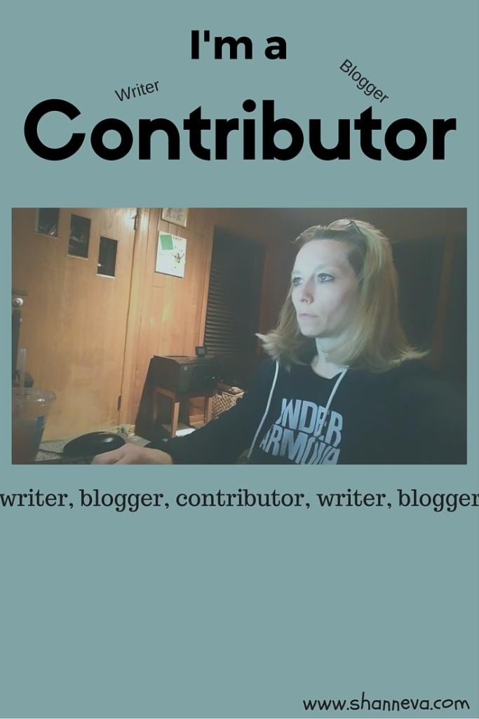 I'm a contributor