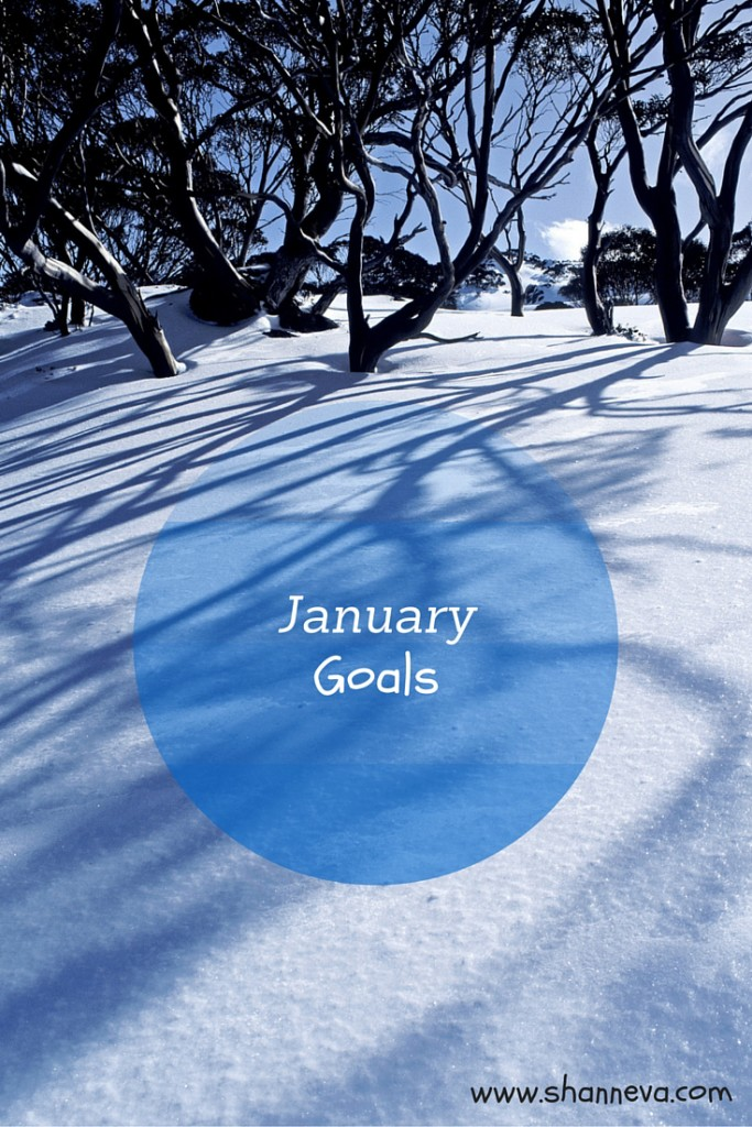 january goals mid month
