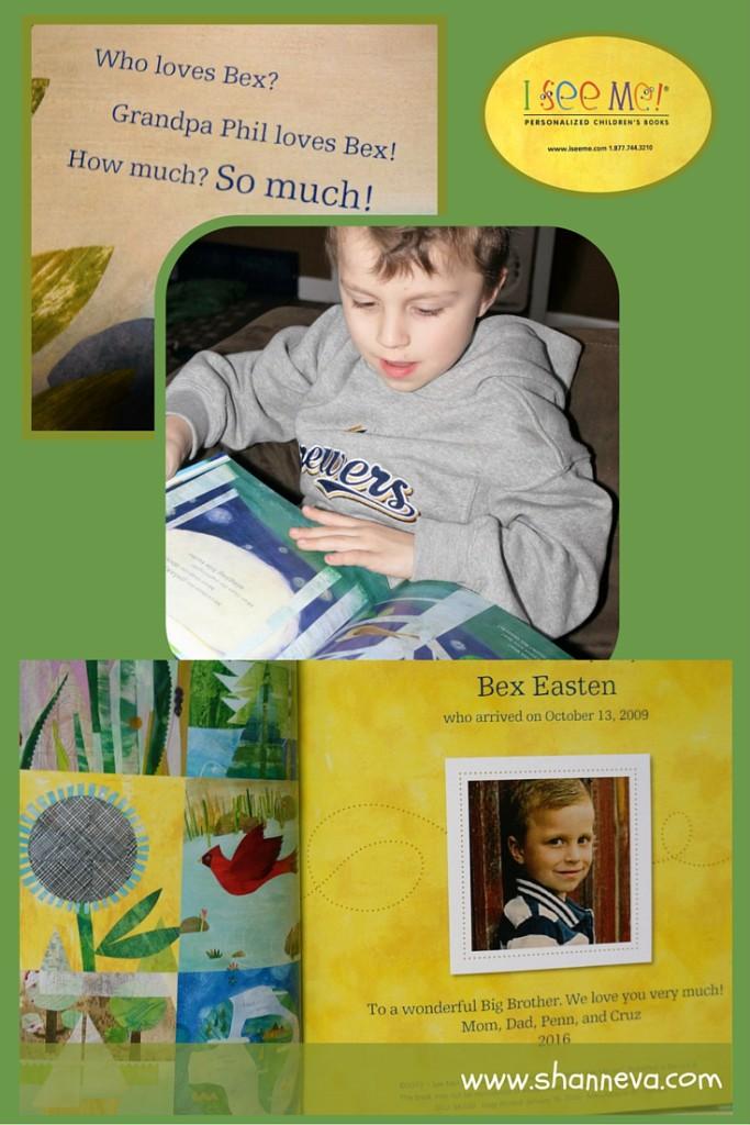 personalized valentine's book