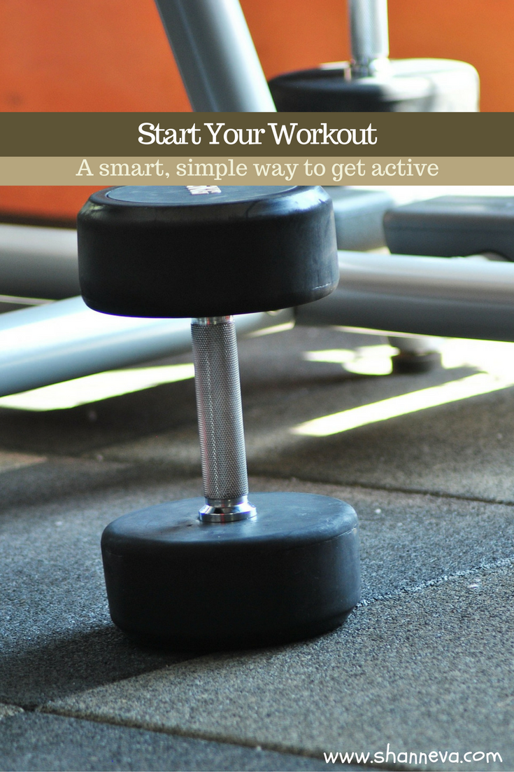 Workout: How to get back (or start) into a routine