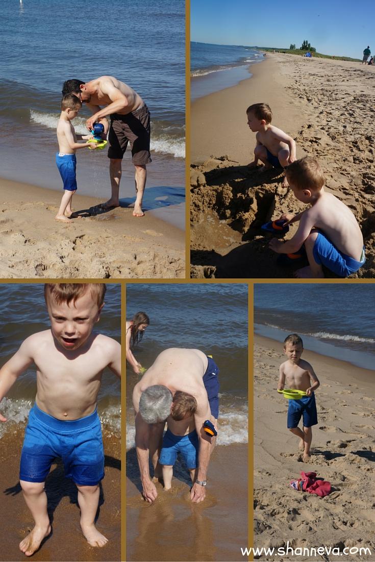michigan oval beach