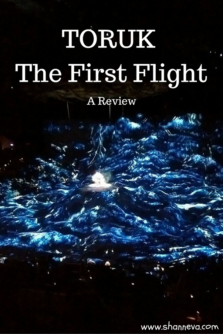 A review of TORUK based on James Cameron's Avatar