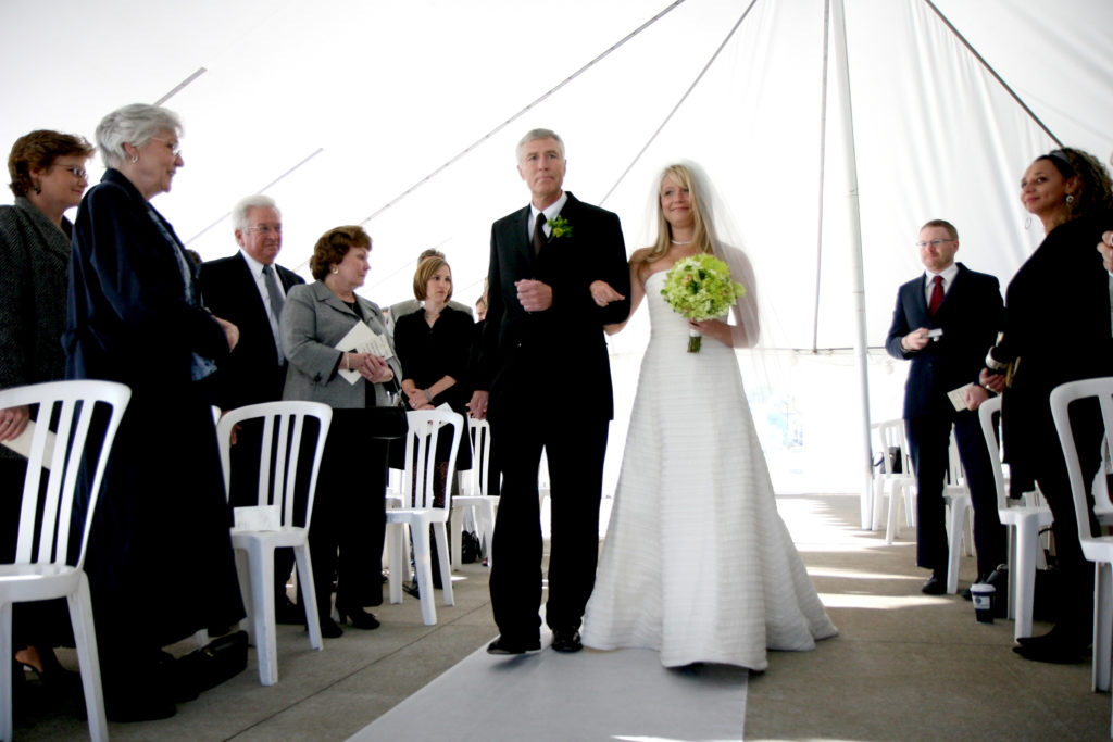 Our wedding anniversary, a look back