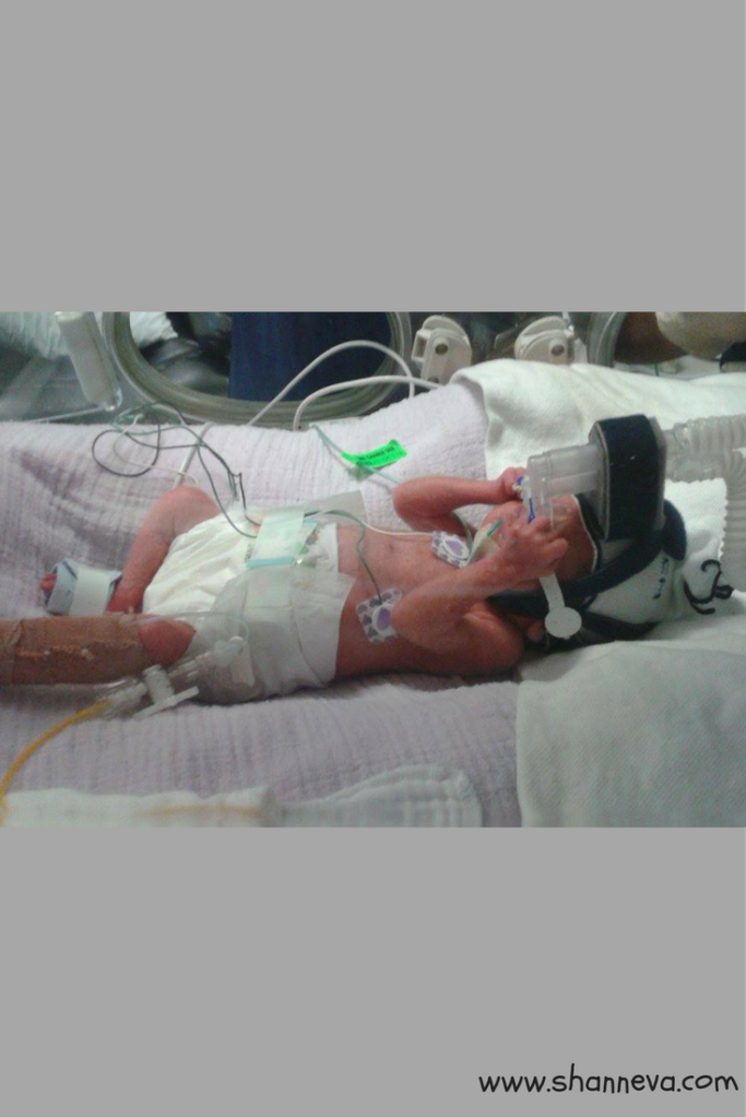 Complications and premature birth