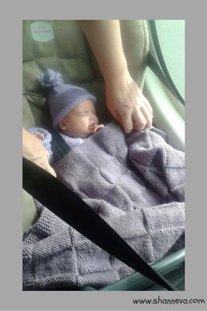 complications and a premature birth