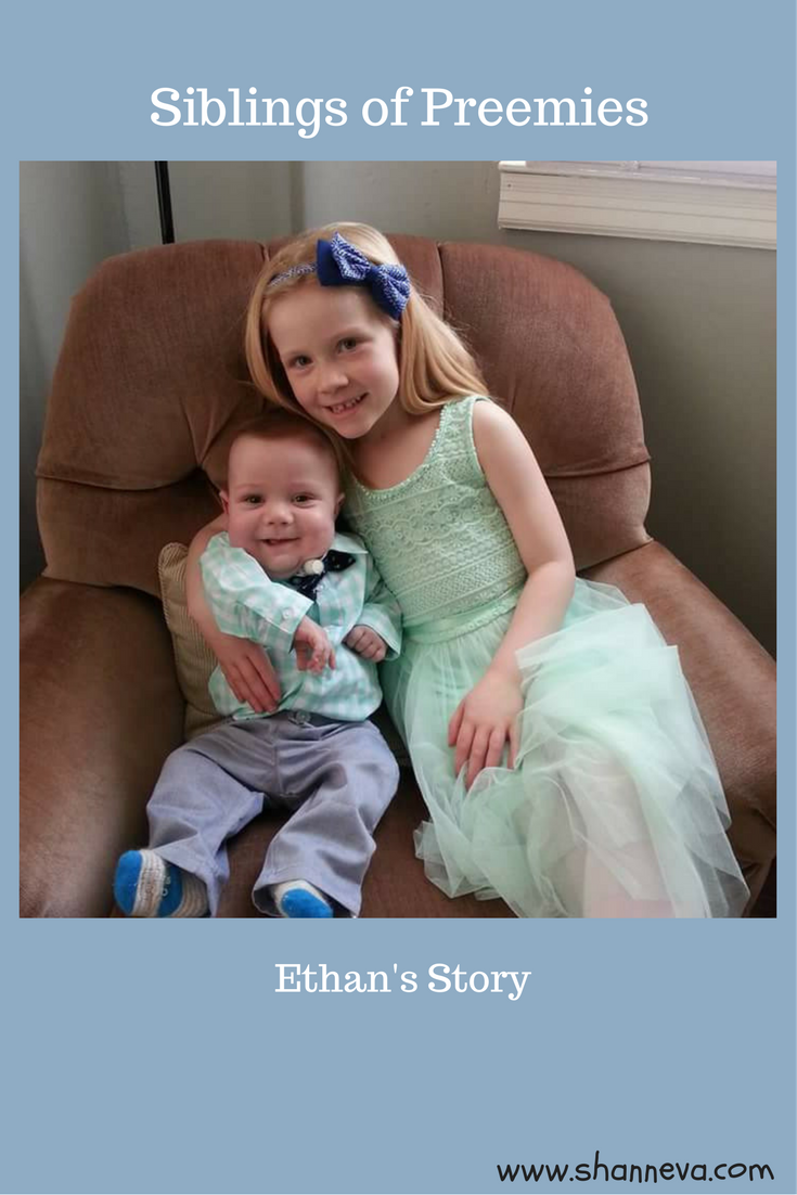 It's very hard on Siblings of Preemies. However, children are amazing and resilient. Read this story to find out more.