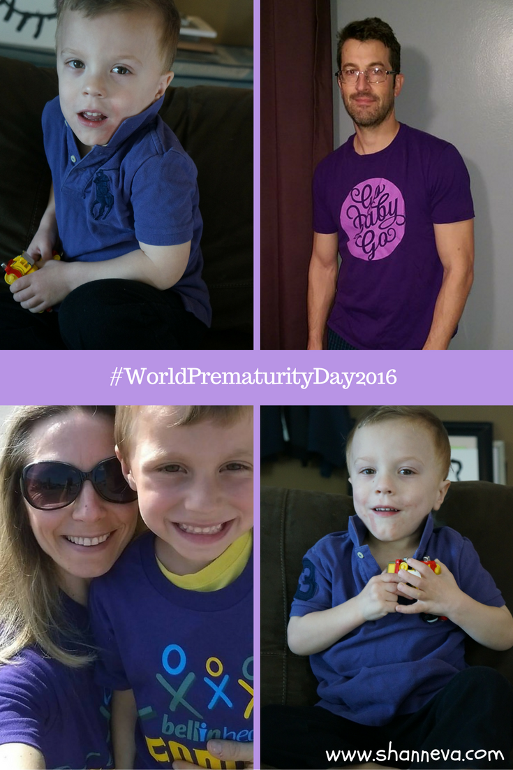World Prematurity Day 2016