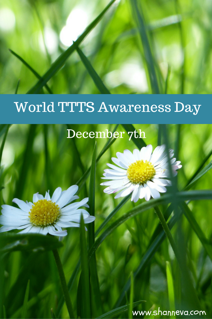 Learn and help in the fight on World TTTS Awareness Day
