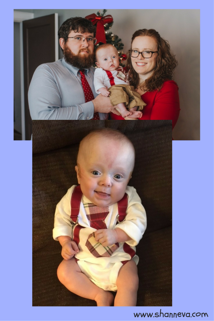 23 week survivor Cole and his family