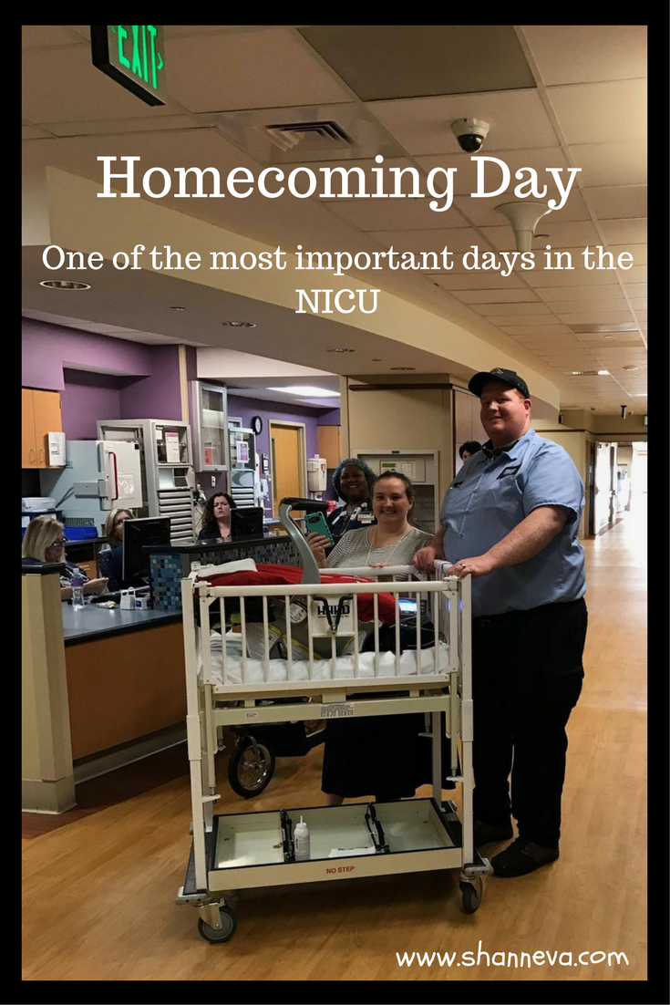 A day that is special in the lives of all children that have been in the NICU. Learn about Homecoming Day.