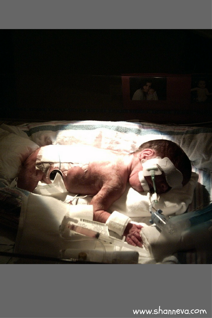 three preemies