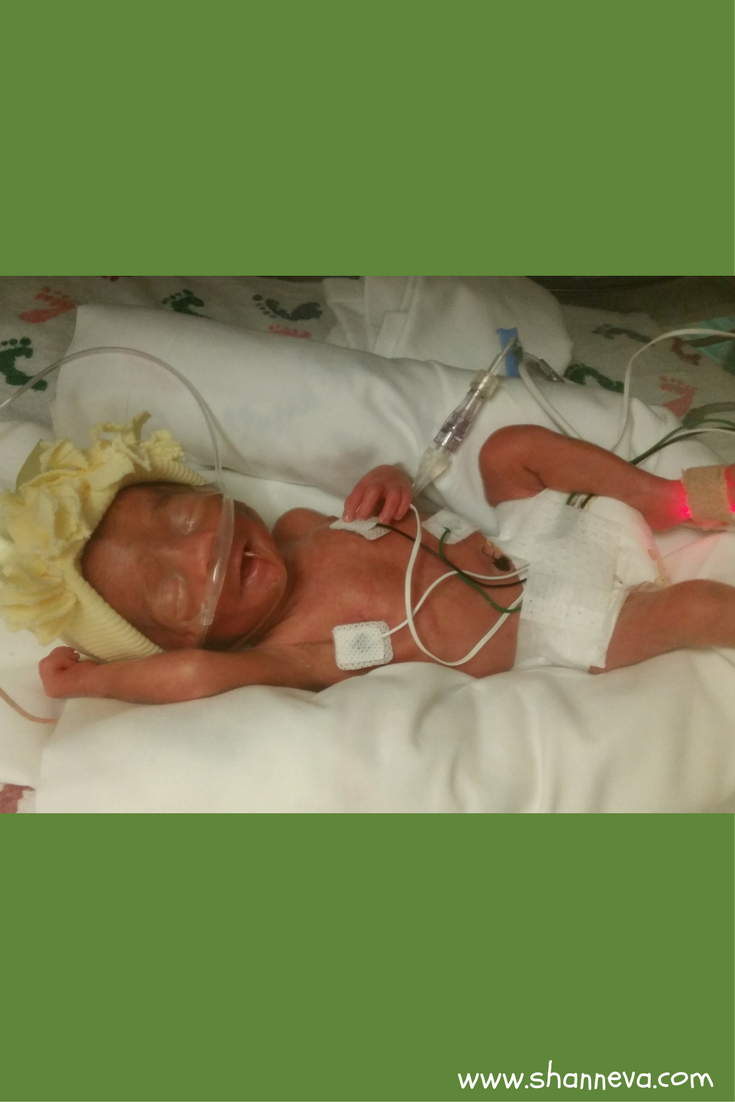 Worry doesn't stop when you're released from the NICU