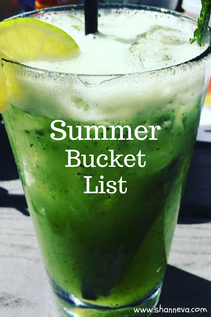 Fun, inexpensive ideas and activities to add to your summer bucket list for your family
