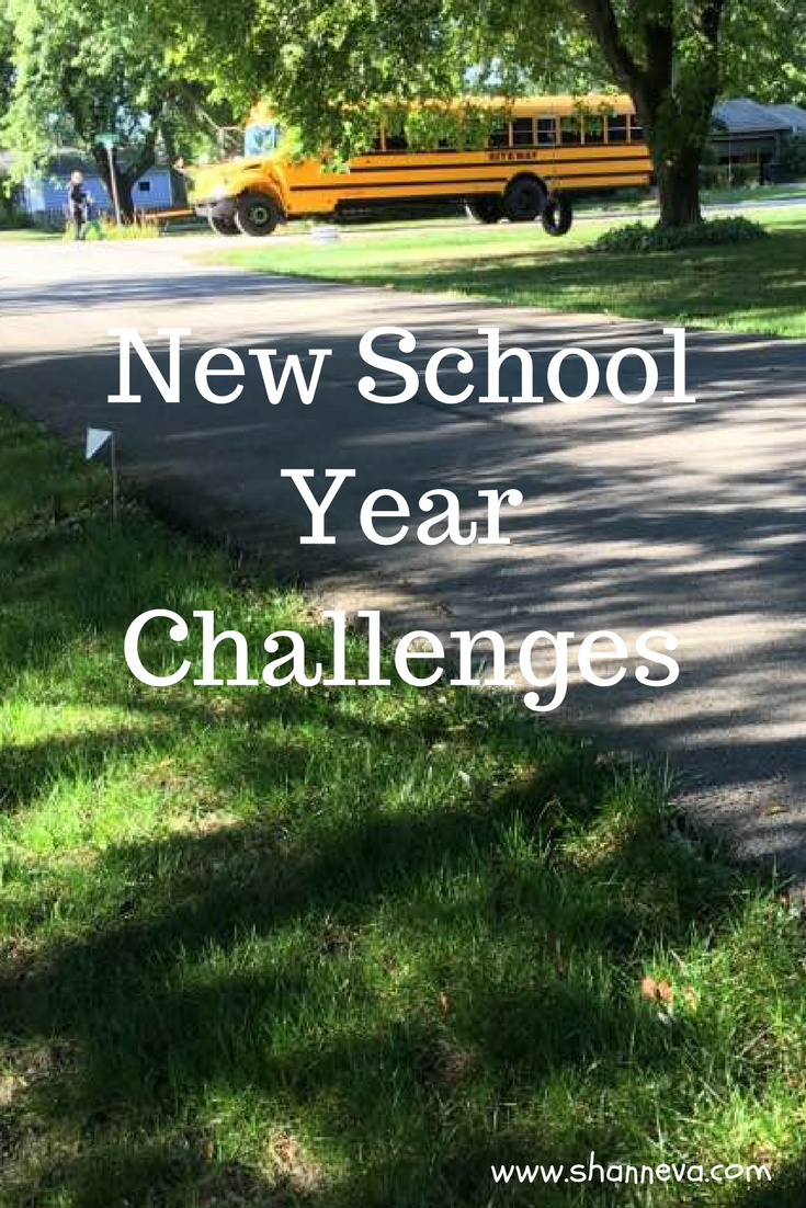 Dealing and coping with new school year challenges. Ways to get in a routine and make life-changes work for your family.