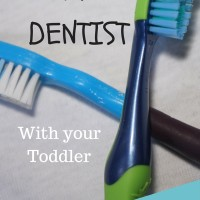 Dentist with Toddlers
