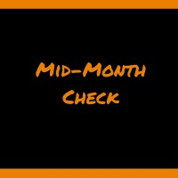 Mid-Month Goal Check October
