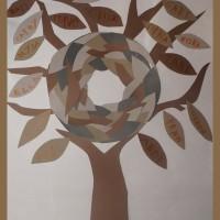 Thankful Thanksgiving Tree Craft