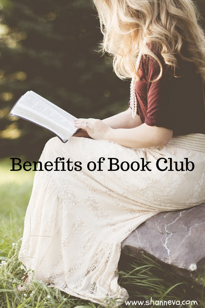 Thinking of joining a book club? There are so many benefits beyond just reading. A huge list of suggested books is included.