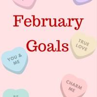 Goals for February