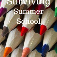 surviving summer school