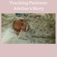Having a baby in the hospital can teach you many things, including patience